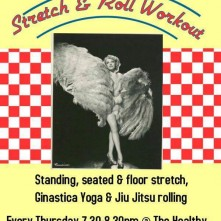 Stretch and Roll Workout