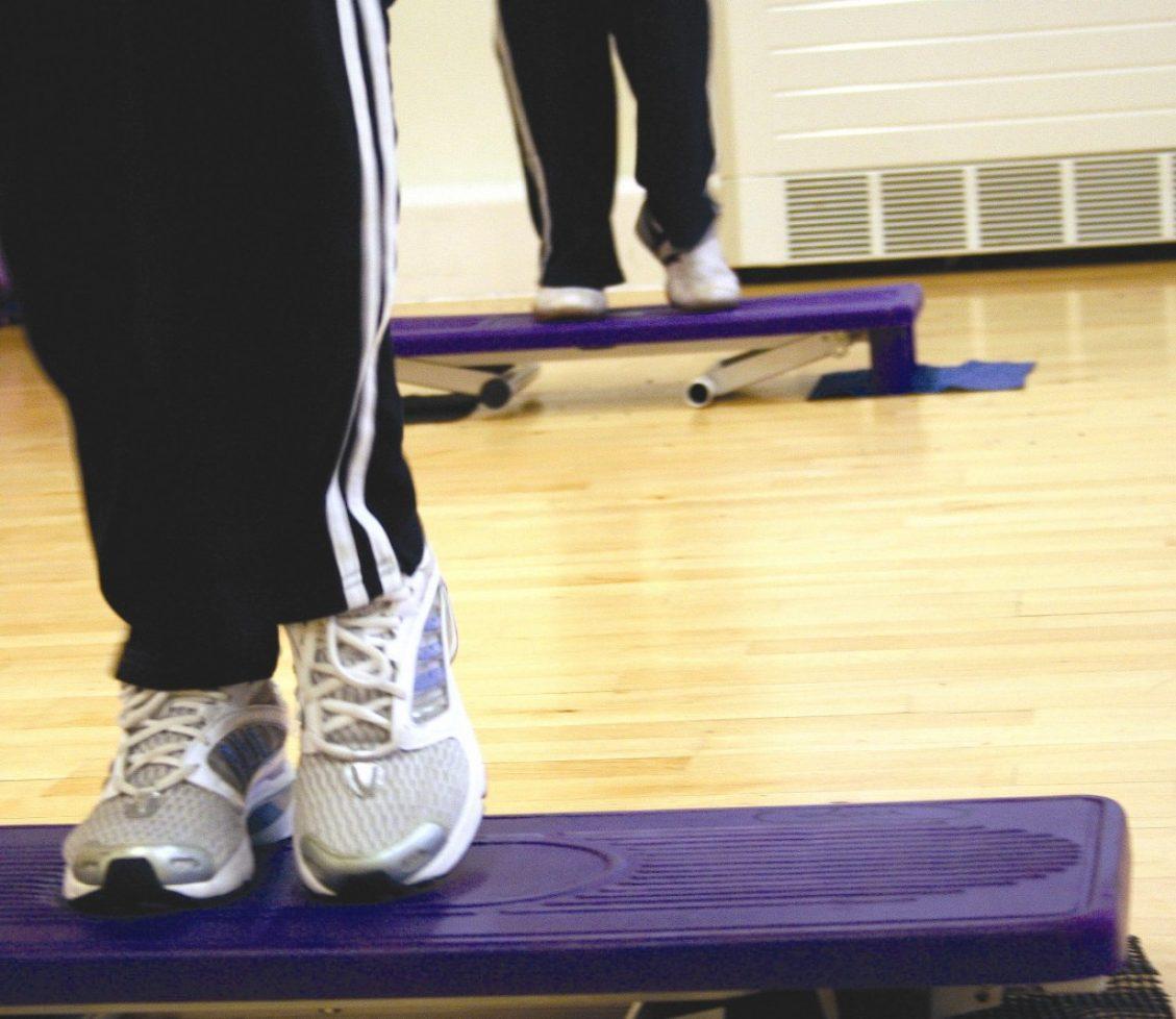 Aerobic feet