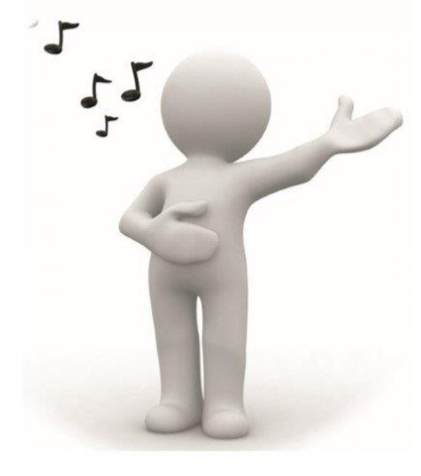 singing man 2